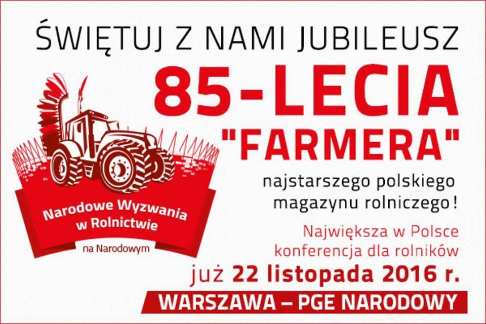 """""""Narodowe wyzwania w rolnictwie na Narodowym"""""""