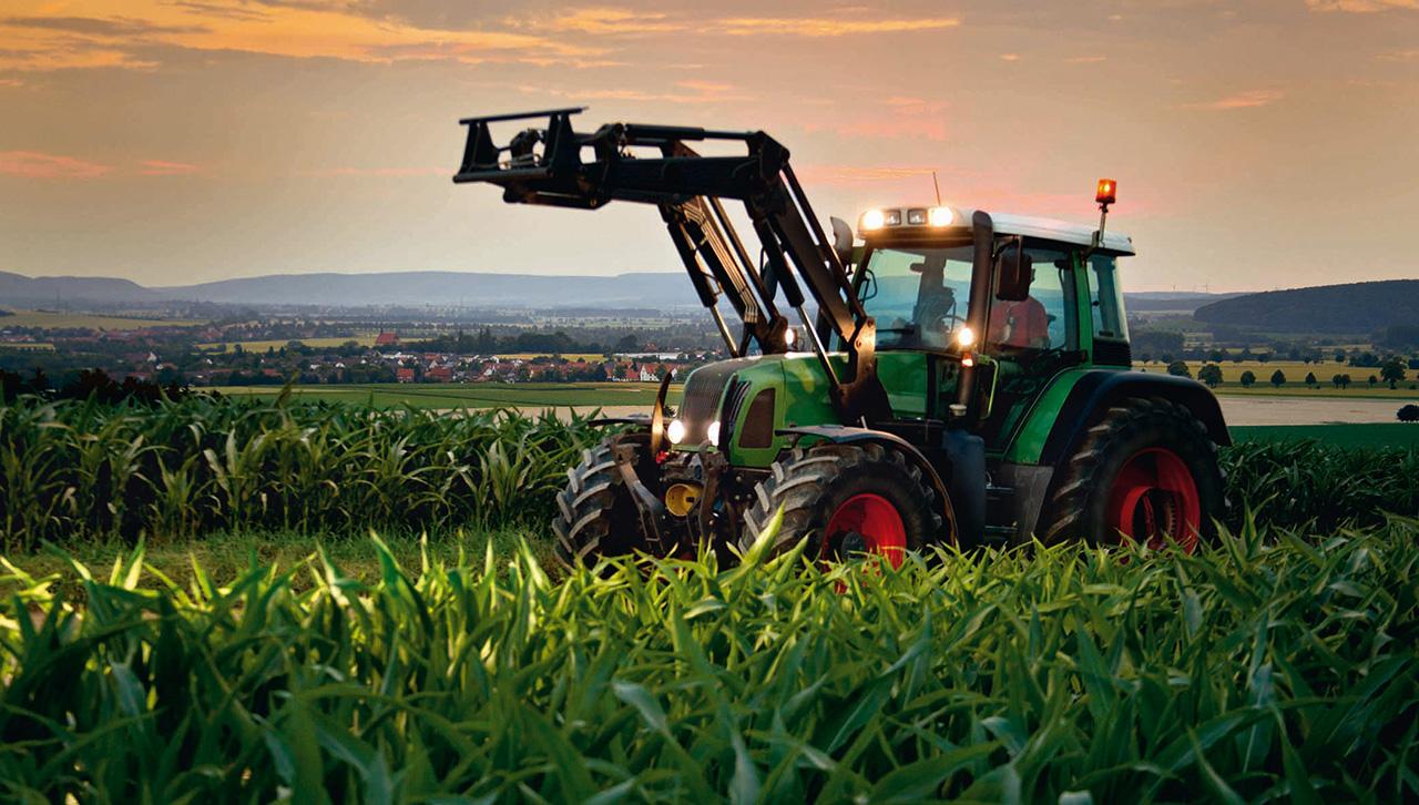 psujące się elementy w maszynach rolniczych