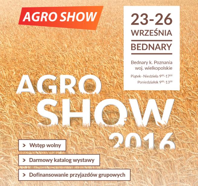 MJW na AGRO SHOW 2016